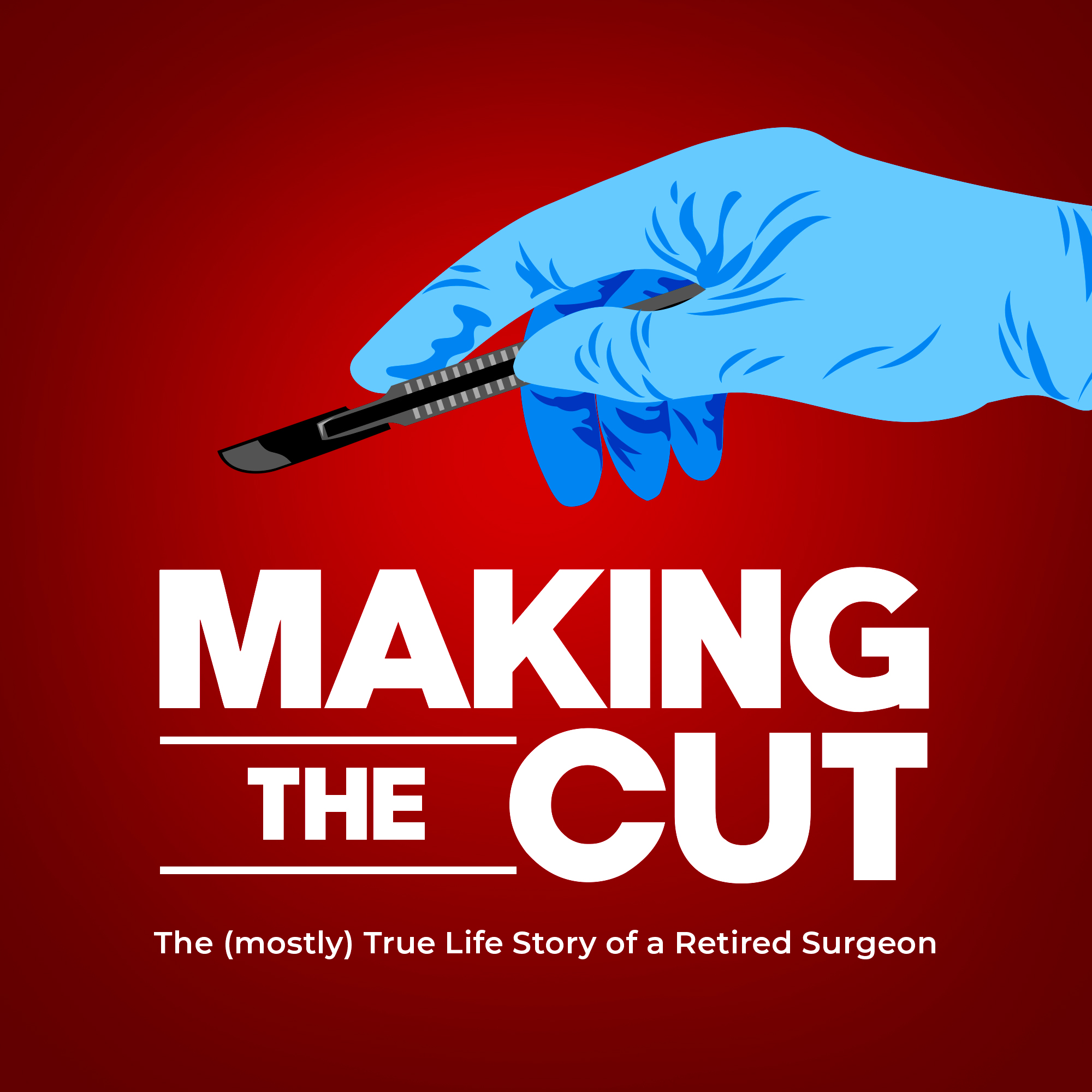 Cover Art for Making the Cut