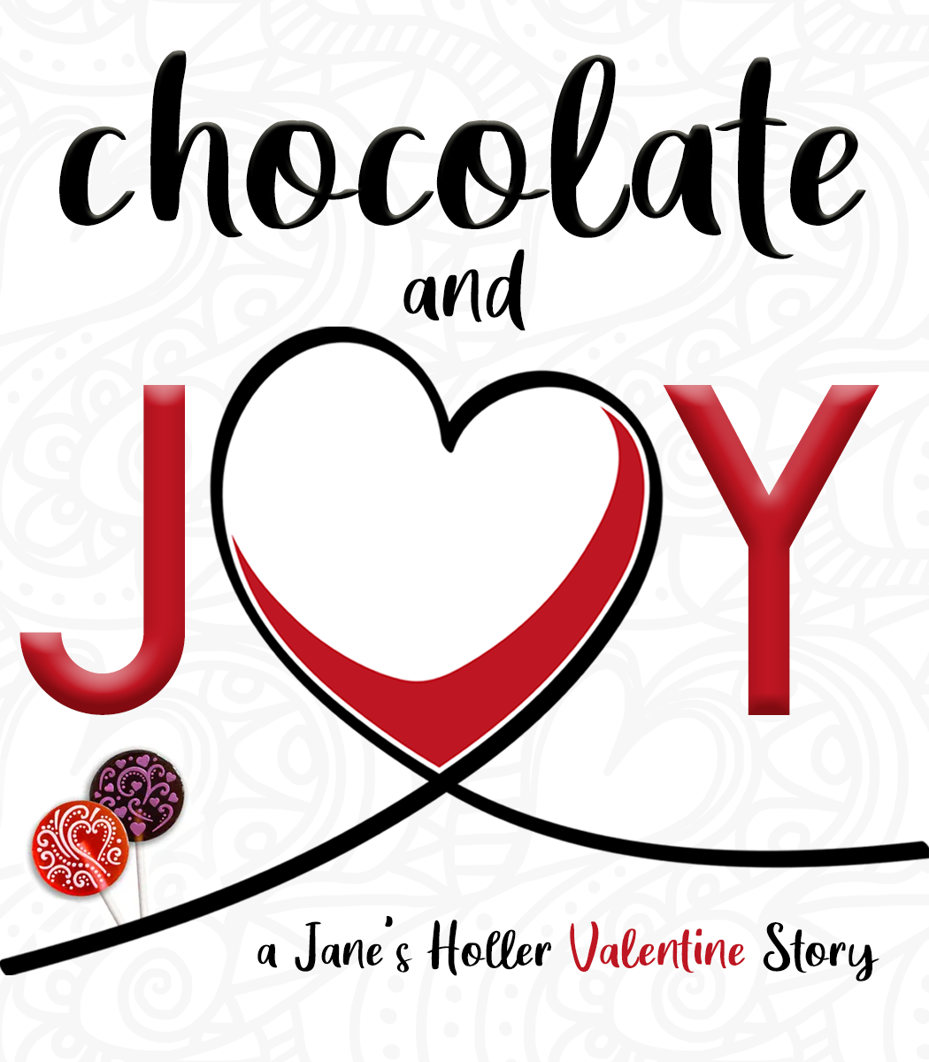Chocolate and Joy Cover Art