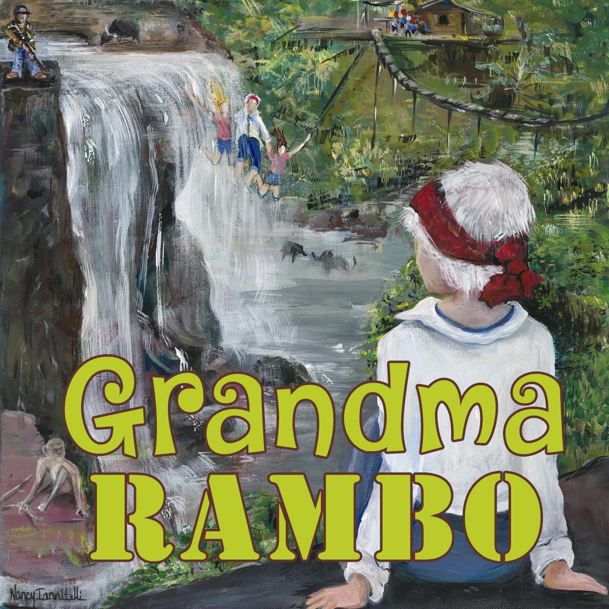 Grandma Rambo Cover Art