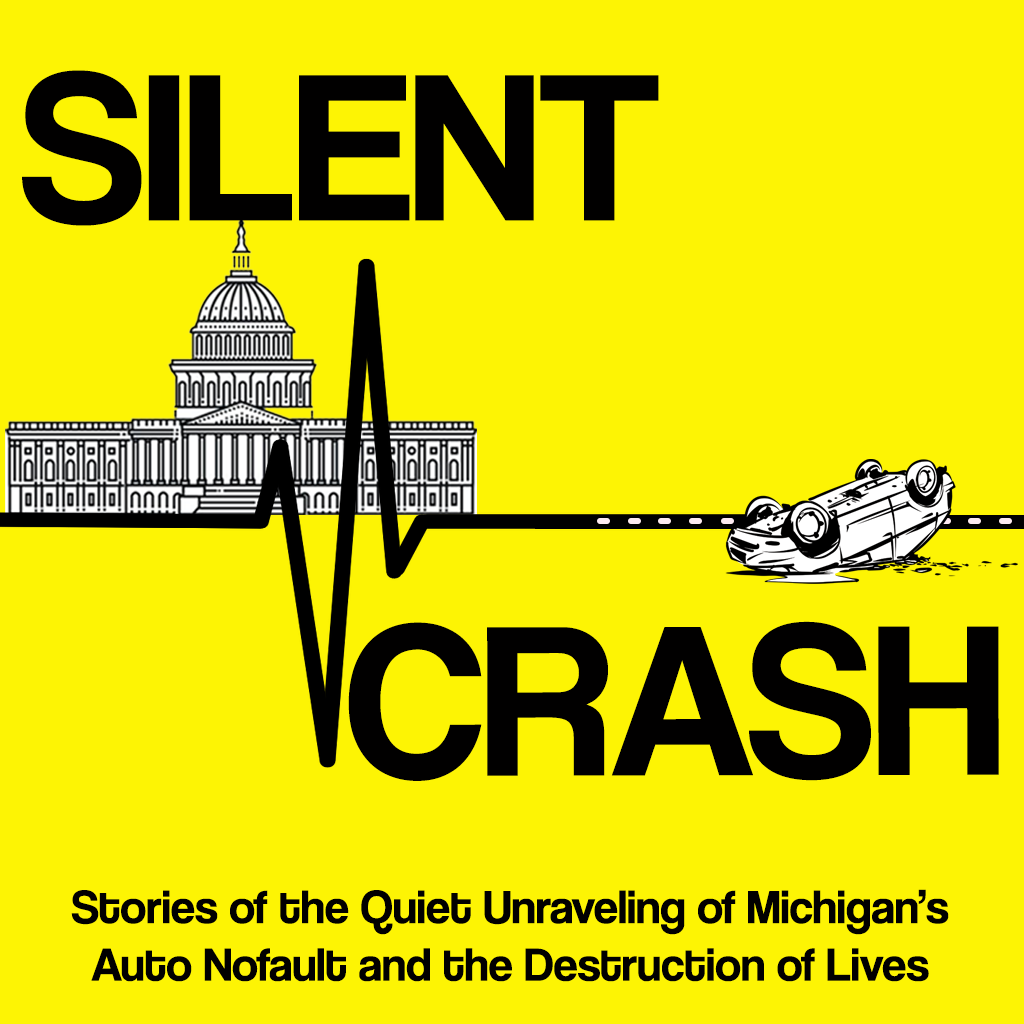 Cover Art of Silent Crash the Podcast