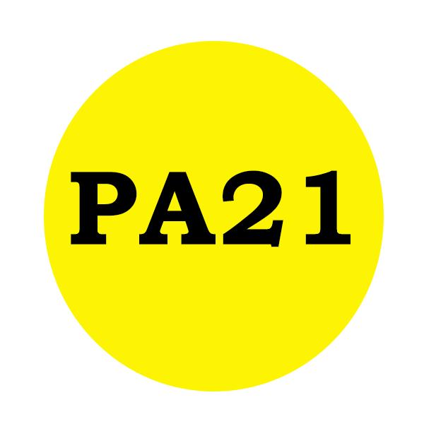 PA21 Graphic